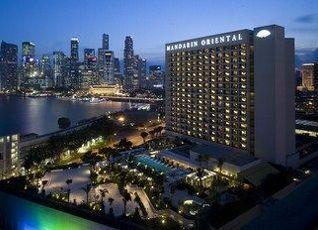マンダリン オリエンタル、シンガポール 写真