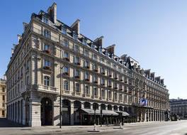 ホテル ヒルトン パリ オペラ 写真