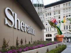 シャラトン シアトル ホテル