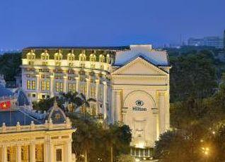 Hilton Hanoi Opera 写真