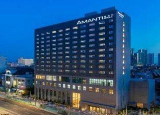 アマンティ ホテル ソウル 写真