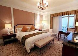 グランド メトロパーク ホテル青島  (青島海泉湾維景国際大酒店) 写真