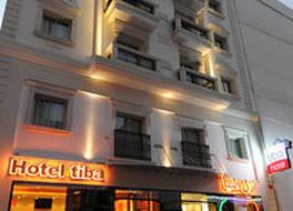 オテル ティバ 写真