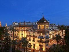 ホテル アルフォンソ XIIIラグジュアリー コレクション ホテル セビーリャ