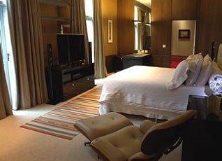 シェラトン サンパウロ WTC ホテル 写真