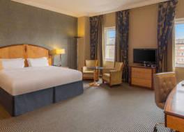 ヒルトン パディントン ホテル 写真