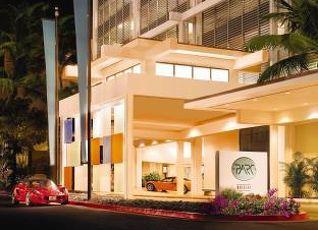 ワイキキ パーク ホテル 写真