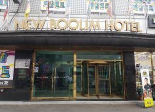 ニュー ブリム ホテル 写真