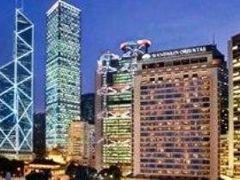 マンダリン オリエンタル 香港