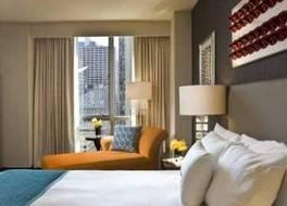 ザウィット シカゴ ア ダブルツリー バイ ヒルトン ホテル 写真
