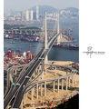 写真:昂船洲大橋