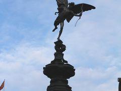 ピカデリー サーカス エロス像