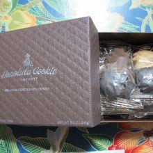 ハワイらしいパイナップル型のショートブレッドはお土産に