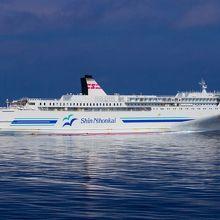 Cruising Resort 新日本海フェリー