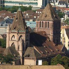 大聖堂からみたサントーマ教会