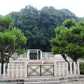写真:懿徳天皇陵