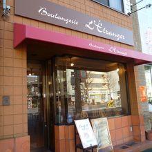 素敵なパン屋さん Boulangerie L'Etranger