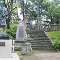 写真:水戸浪士の墓