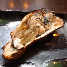 焼き牡蠣を食しに!