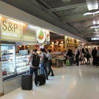 スワンナプーム国際空港内レストラン