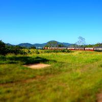 キュランダ観光列車