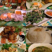 不思議な空間アジア食堂