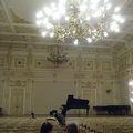 写真:サンクトペテルブルグ フィルハーモニー(小ホール)