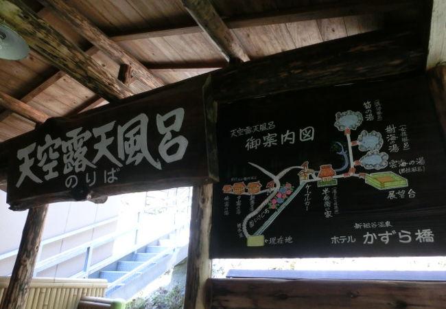 新祖谷温泉