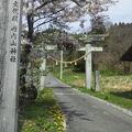 写真:丹内山神社経塚
