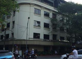 ギャラクシー ホテル 写真