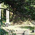 写真:吉岡出雲の墓
