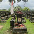 写真:マルガ英雄墓地
