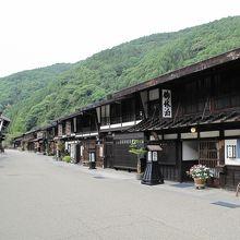 中山道 奈良井宿を歩く