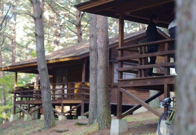 しだれ栗森林公園キャンプ場