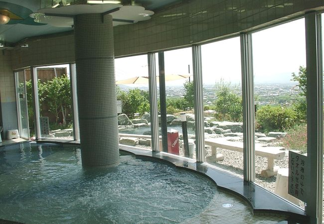 土柱休養村センター阿波土柱の湯