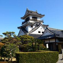 現存12天守閣の一つ高知城