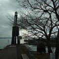 写真:出島の灯台