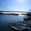 写真:瀬戸大橋 (岡山県)