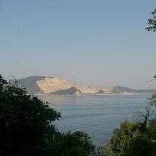 のどかな島・・・