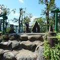 写真:中里の富士塚