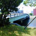 写真:萬代橋