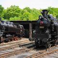 写真:チェコ鉄道博物館