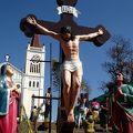 写真:バギオ大聖堂
