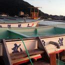 土肥海水浴場 (屋形海岸)