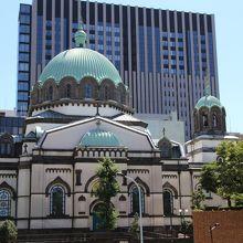 御茶ノ水のギリシャ正教の教会