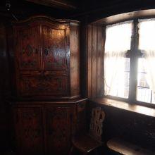 当時の家具