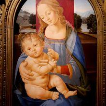 Lorenzo di Credi 聖母子1475