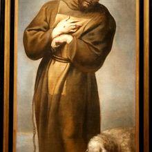 Rubens アッシジの聖フランチェスコ