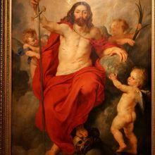 Rubens キリストの凱旋