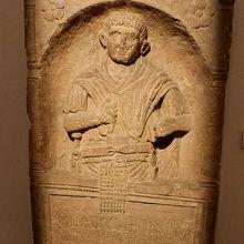 1世紀 墓石 考古学博物館